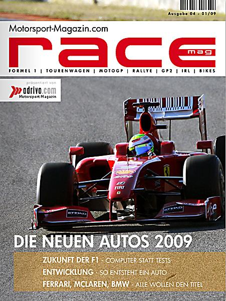 adrivo.com becomes Motorsport-Magazin.com