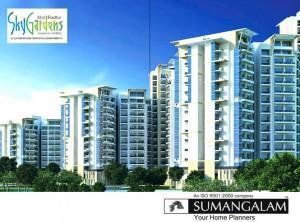 Apartments in Noida Extemnsion:Shri Radha Sky Gardens