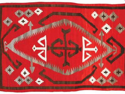Red Rug Red Earth Navajo Textiles and Art Exhibition