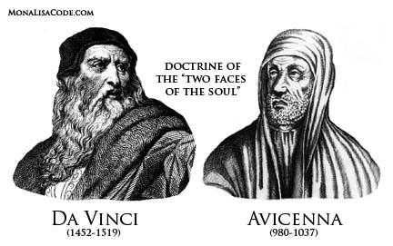 Leonardo da Vinci borrowed ideas from Islamic scholar Avicenna to paint the Mona Lisa