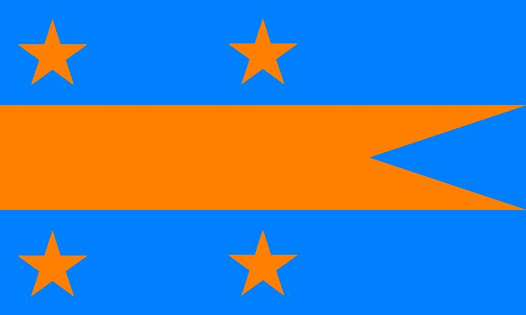 Independent Long Island's flag