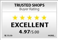 "The customers rated the online shop of www.onlineprinters.com with ""Excellent ""."