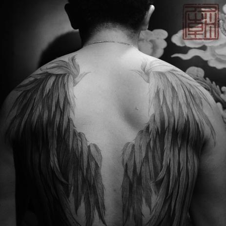 Custom Design - Tattoo Temple Hong Kong