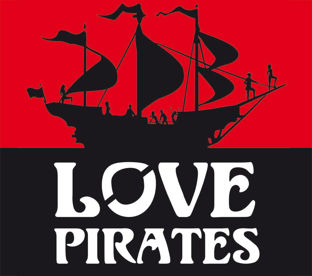 "LOVE PIRATES ""Brooklyn Bridge"" Debutalbum lovepirates"