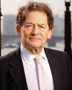 Lord Lawson is exclusively represented for his speaking