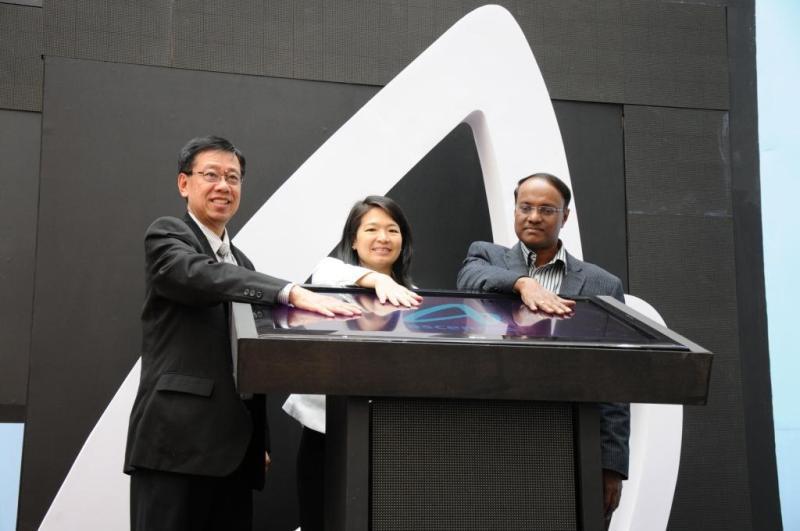 Ascendas Park Square Mall launch