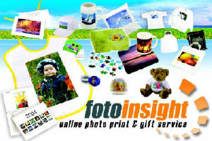 FotoInsight.com - digital photoraphic processing, posters, photo gifts
