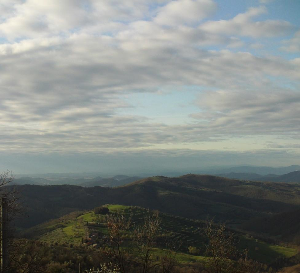 Umbria with its  mystisc landscapes is a paradise for wanderers, ramblers and hikers
