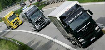 MAN Nutzfahrzeuge optimizes the delivery of its vehicles with the solution ORion-PI® of Axxom Software AG. (Picture: MAN Group)