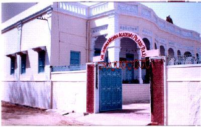 Celebrations Galore at Jamuna Mishra Academy - JMA Pilani Rajasthan