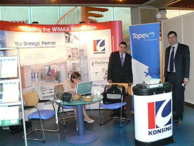 TOPEX together with its Serbian partner, Konsing, joined the 2nd
