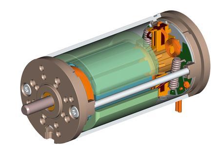Power Chameleon: The new 63 mm Motor from Bühler Motor