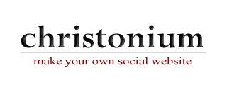 Christonium.com - Create Your Free Social Website