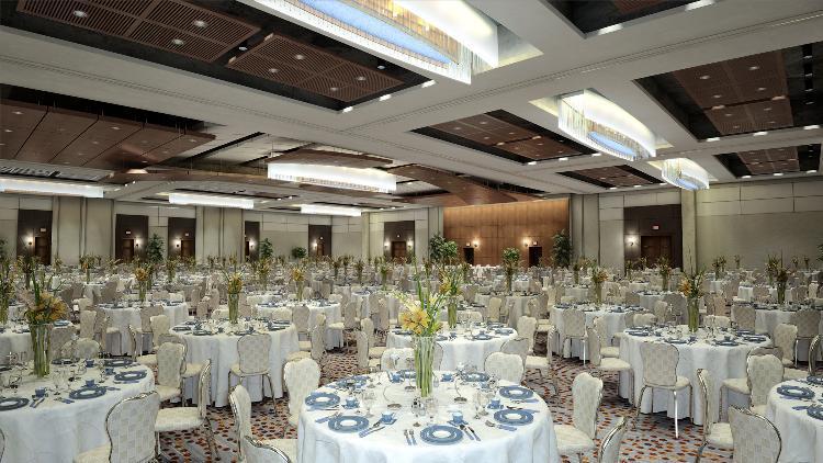 Banquette room Zurich