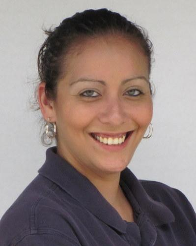 Head of the Ophthalmology and Optometry Billing Department, Tonya Arevalo