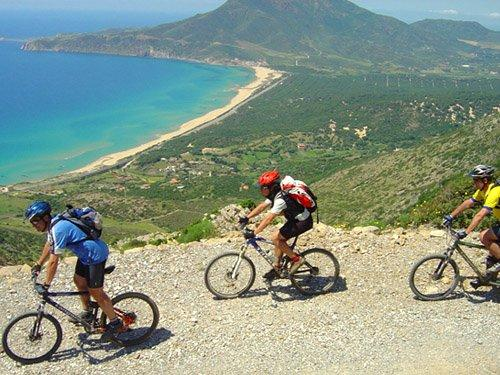 Cycling in Sardinia - holidays in contact with a beautiful and still intact nature.