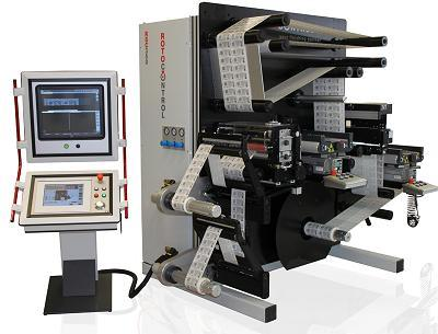 ROTOCONTROL RSC Slitter/Rewinder Inspection Machine to be demonstrated at 5i Conseil