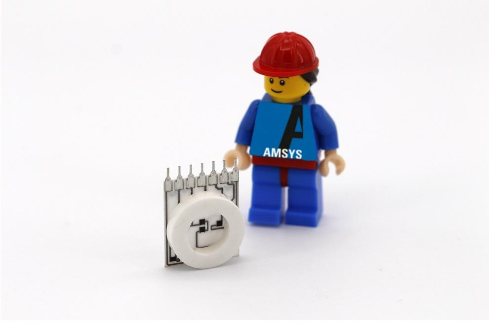 AMSYS: media resistant differential pressure sensor ME800
