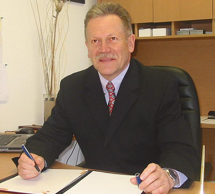 Ray Welterlin, President Buehler Motor Inc.