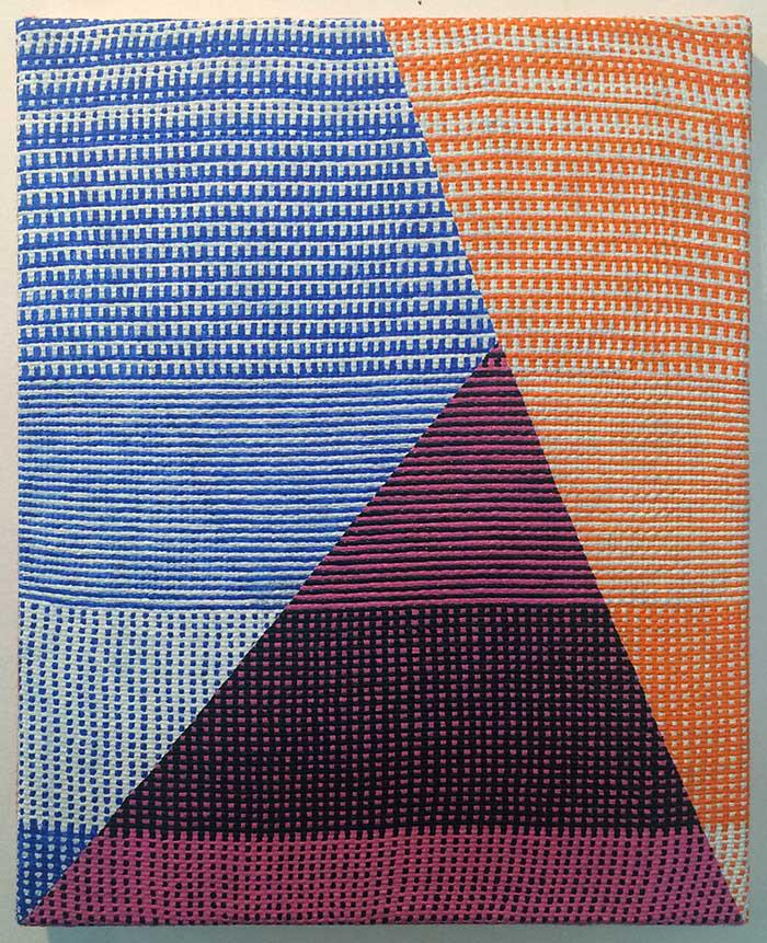 Untitled (triangle)