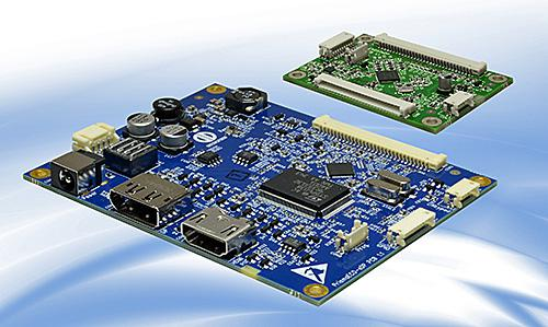 Distec's PrismaECO-eDP-controller board and LVDS2eDP interface board enable comfortable control of TFT displays with eDP interface