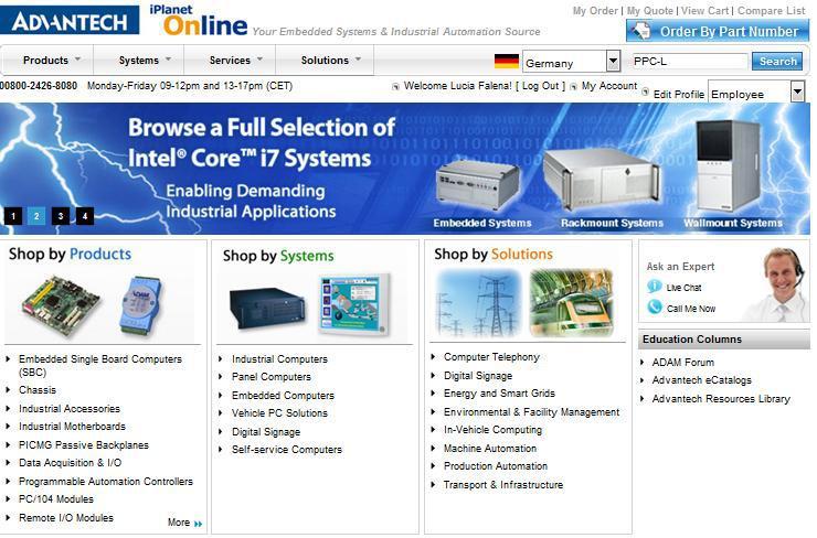 Advantech Online