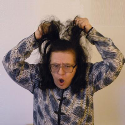 Internet pirates cause self-publisher Ally Hauptmann-Gurski to tear out hair