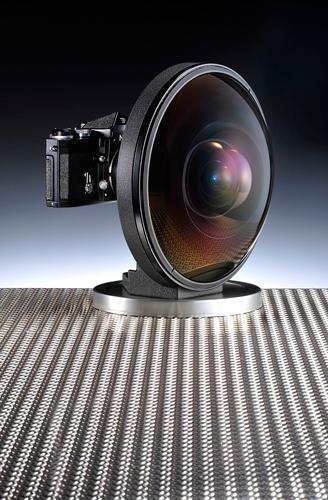 6mm f/2.8 Fisheye-Nikkor lens