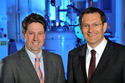 Jan Schmidt-Krayer and Dr. Henning Kreisel