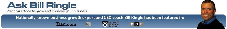 Bill Ringle Interviews Business Sales Expert Mark Satterfield
