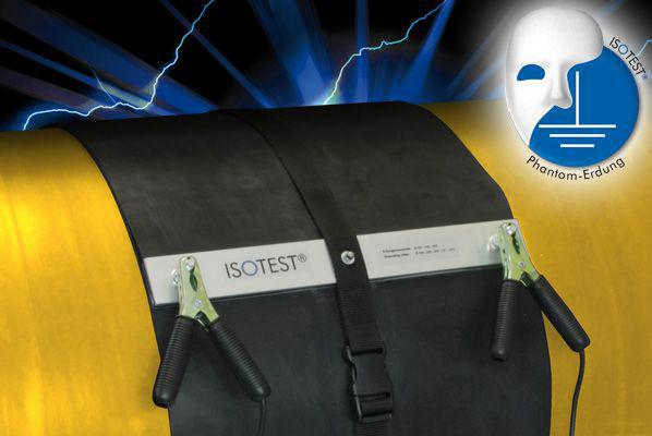 The ISOTEST® Grounding Collar
