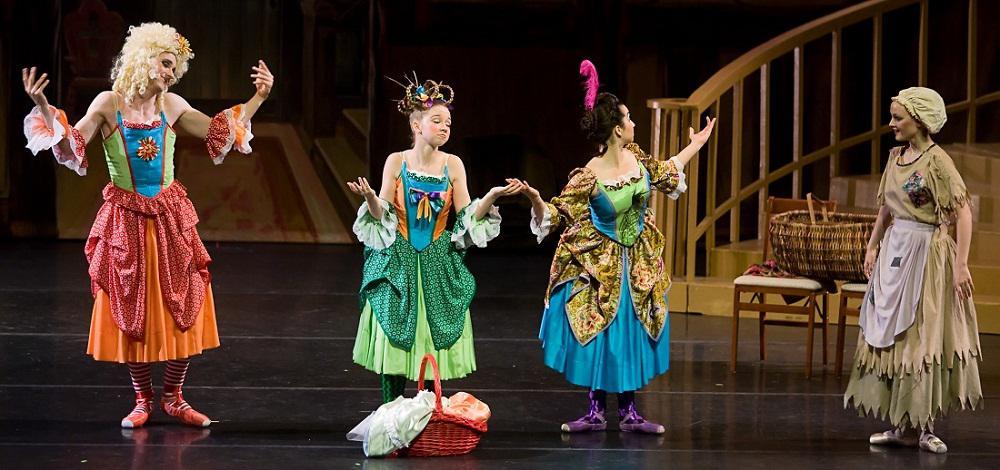 South Bay Ballet Presents Cinderella - June 2 & 3, 2012