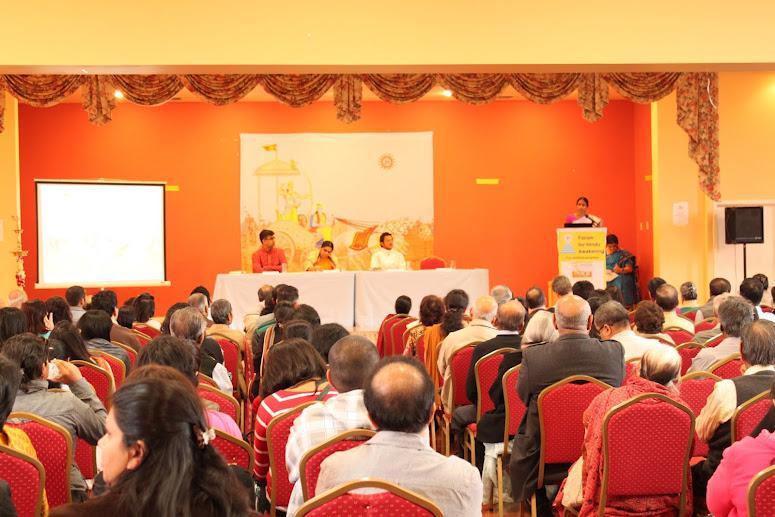 Mississauga Hindus awaken to Hinduism's science,