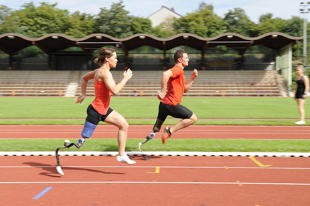 London 2012 – Off to the Paralympics with 15,000 spare parts