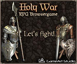 Preparations for the World Merge in Web Game Holy War: Deletion