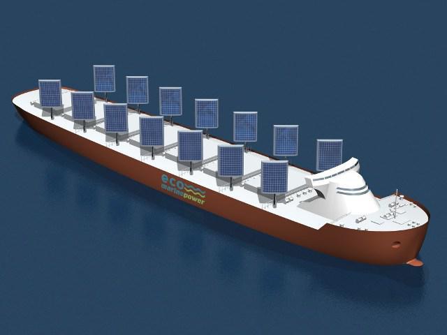 Impression of Aquarius MRE System on Eco Ship