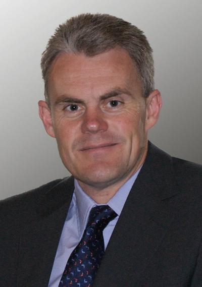 Blair Illingworth, President and Director European Operations.