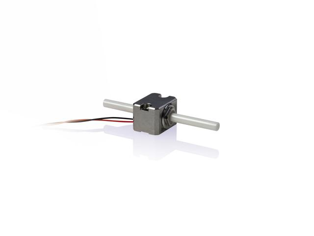 N-422.50 PIShift linear drive suitable for mounting on an even surface
