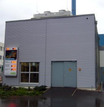 Cogeneration at Düsseldorf International Airport: Reliable