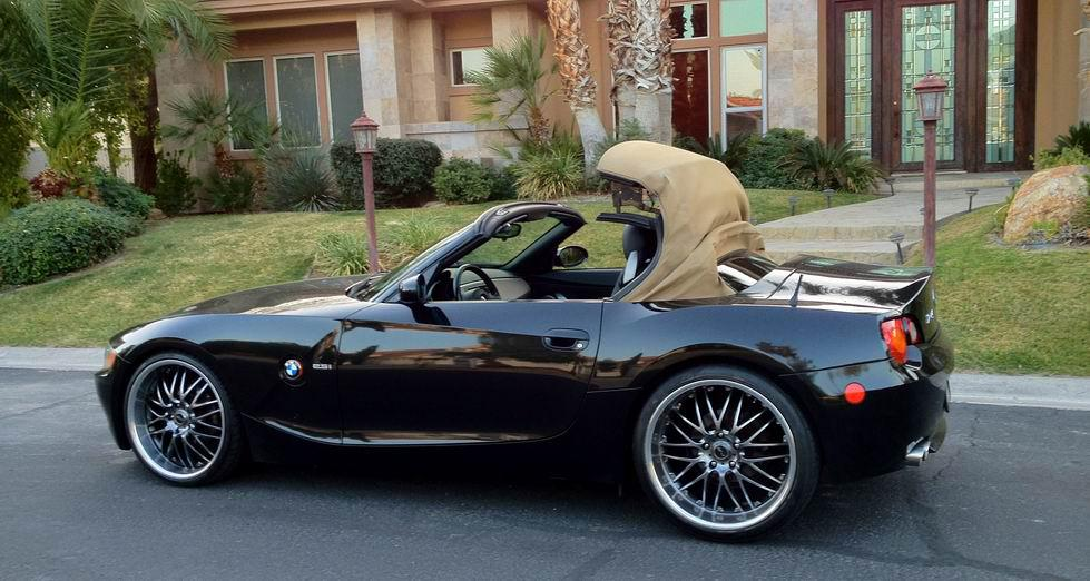 Mods4cars SmartTOP Convertible Top controller for BMW Z4 Roadster available this June
