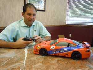 John Murabito, CEO of Ribbons Express