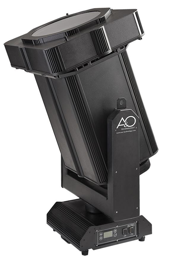 FALCON BEAM 2 the first choice for demanding illuminations in entertainment & architectural lighting
