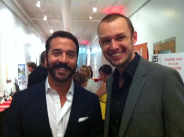 Jeremy Piven and Vito Glazers