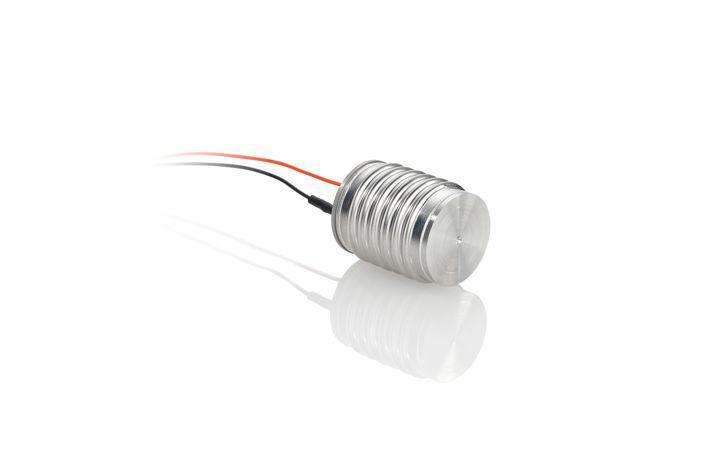 Encapsulated PICMA® Stack multilayer piezo actuator (photo: PI)