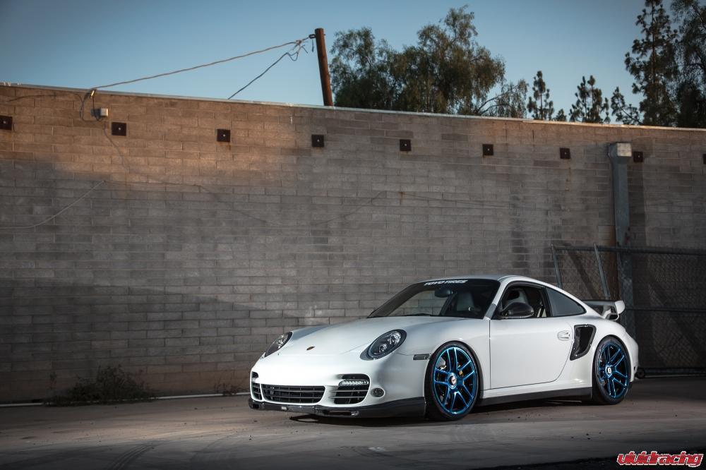 Porsche 997.2 Turbo