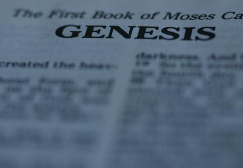 Christian Author Reveals Hidden Poetry and Symbolism in Genesis