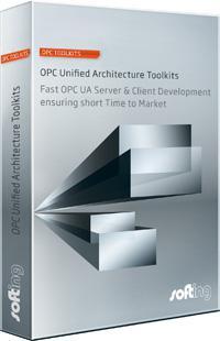 Softing OPC UA .NET Development Toolkits V1.01