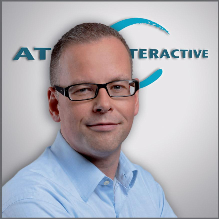 Marco Priewe, CEO of ATLAS Intercative