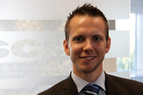 Andreas Mader has been contact person for ESCHA direct customers in Austria since 1 July 2012.