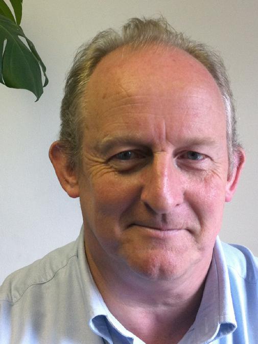 Richard Compton, VP Sales, EMEA - Sytel Limited